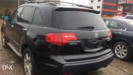 a tokunbo accura mdx 2008