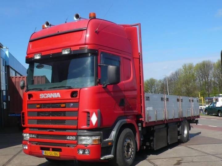 Scania r124.420 - 2000