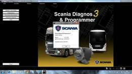 Scania Diagnostic tool & programming