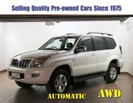 # 2857 Toyota Prado 4.0 Vx At
