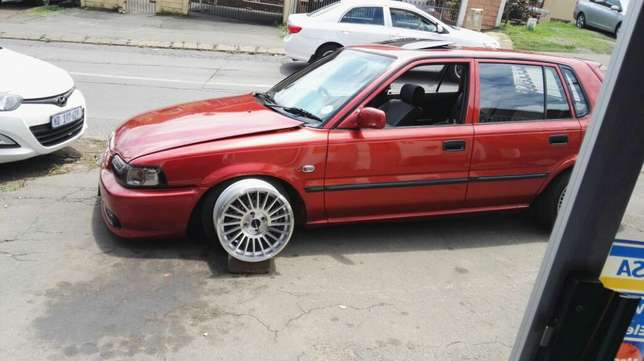 """Special Offer: 15"""" Rotiform IND Reps with new tyres Phoenix - image 1"""