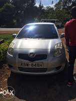 Toyota Vitz Up For Grabs!!!
