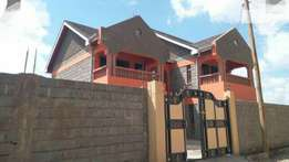 hello, 4 bedroom family house for sale in ruiru kimbo