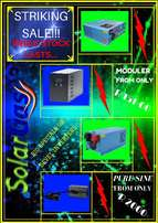 Solar inverters from only R 151-00