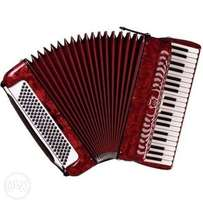 Standard Full Size Professional Accordion