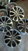 17 inch NISSAN Chasekie set of four on r7500