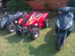 Quad Bikes for Sale