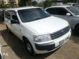 Toyota Probox in great condition,buy and drive