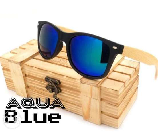 Polarized bamboo wood summer gift sunglasses adult shades women cool