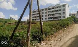 A 1/2 acre for sale in Ongata Rongai at Maasai Lodge.