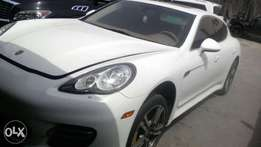 2012 Porsche Panamera Turbo GTS like new