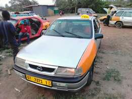 A very nice Opel taxi is going for a very affordable price