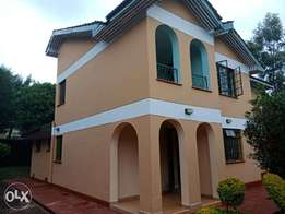 4 Bedroom House with SQ to let in Kugeria, Kiambu road