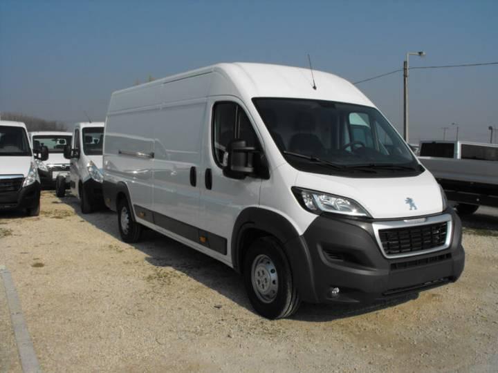 Peugeot Boxer 35 L4H2 15m3 2.0BlueHDi 130Ps E6+KLIMA - 2019