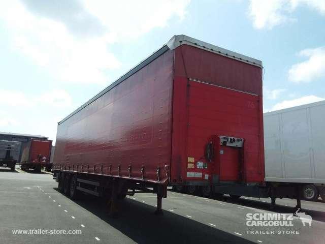 Schmitz Cargobull Semitrailer Rideaux Coulissant Standard - 2011