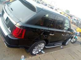 Range rover sports upgrade to 2012