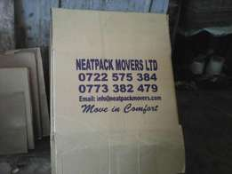 Branded and non branded cartons