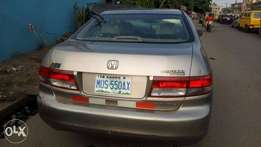Reg.2004 Honda accord