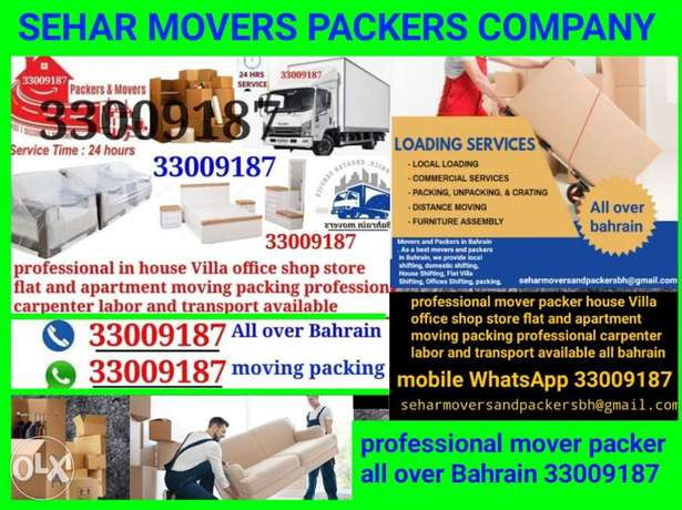 Are you looking professional mover packer team