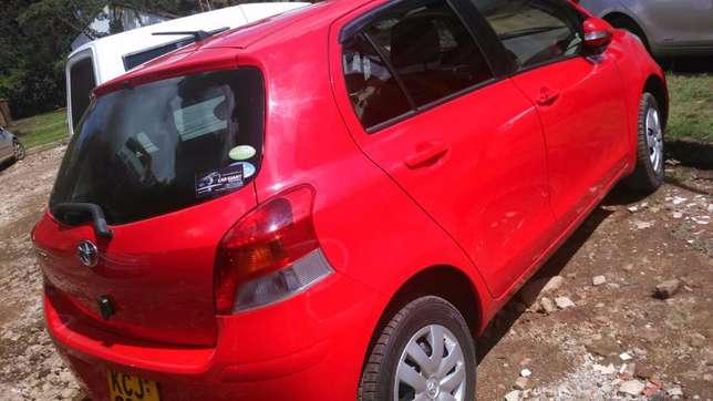Newly imported 1300cc Toyota Vitz New-shape,Just Arrived Nairobi CBD - image 3