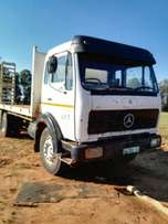 Merc 1419 for sale broken diff. Stripping for parts