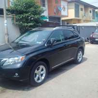 2010 rx350 direct tokunbo