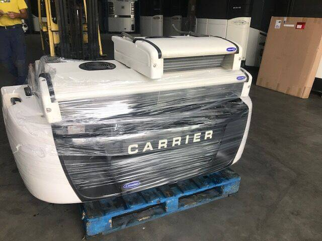 Carrier - SUPRA 950 MT refrigeration unit - 2011