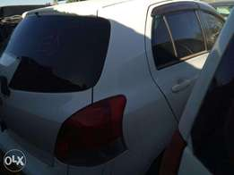 Toyota Vitz KCF For Repair
