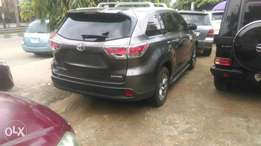 2015 Toyota Highlander Limited edition SUV **USA direct**
