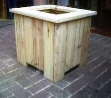 Planter box Blair Atholl series 500 Half size