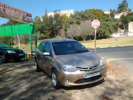2013 toyota etios 1.5 hatch back for sale