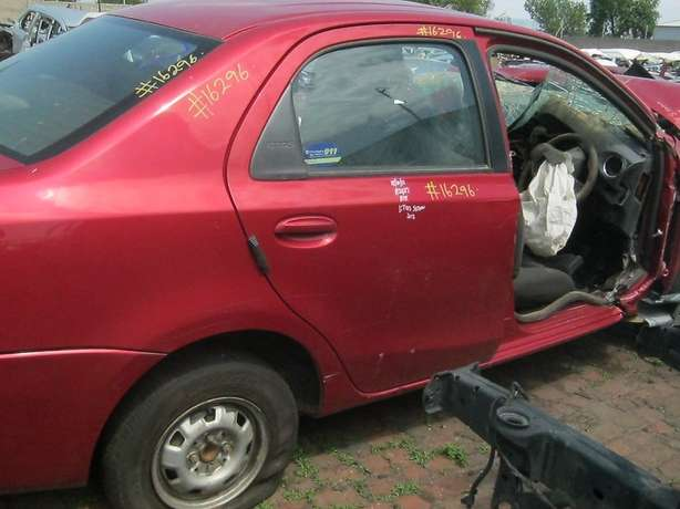 2012 TOYOTA ETIOS Stripping for spares Newcastle - image 3