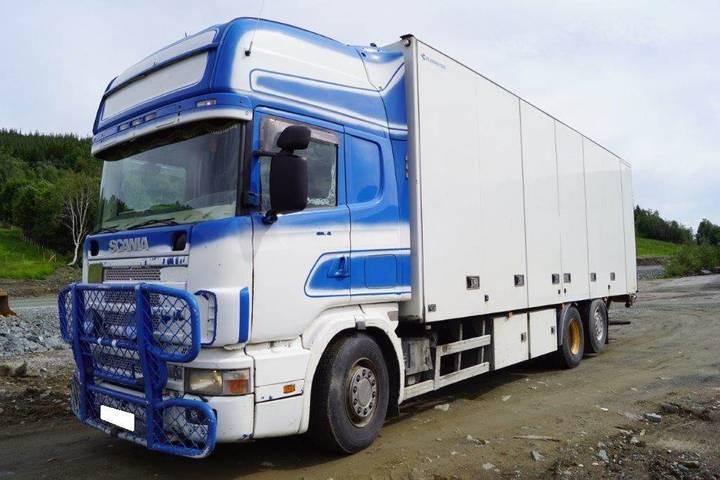 Scania R114 - 2003