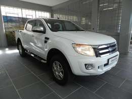 Ford Ranger3.2 4x2 A XLT 2014 model with 97000 km on