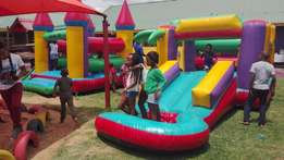 Jumping Castles for Hire (Including a FREE Events video)