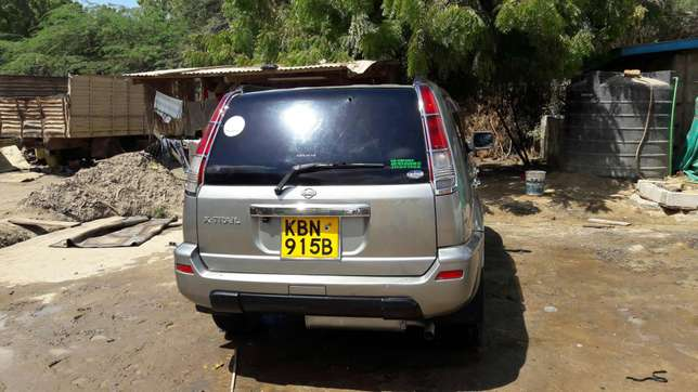 Nissan etrail good condition everything without any accident like New Lodwar - image 3