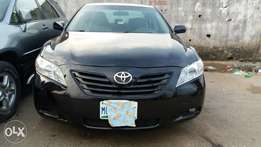 Registered Toyota Camry 2008