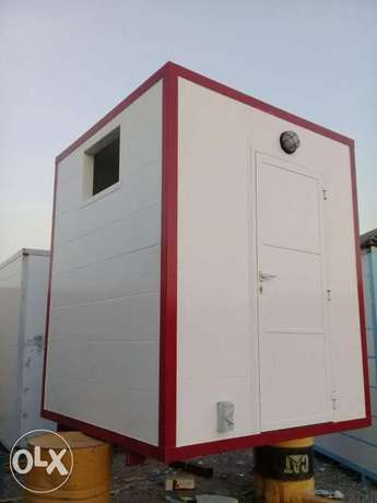 Sandwich Panel Securtiy Cabin