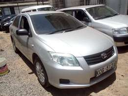 Toyota Axio 2010 on sale