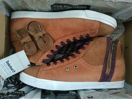 Нові шкіряні жіночі черевики Timberland (Інтертоп) a8b08dca11409