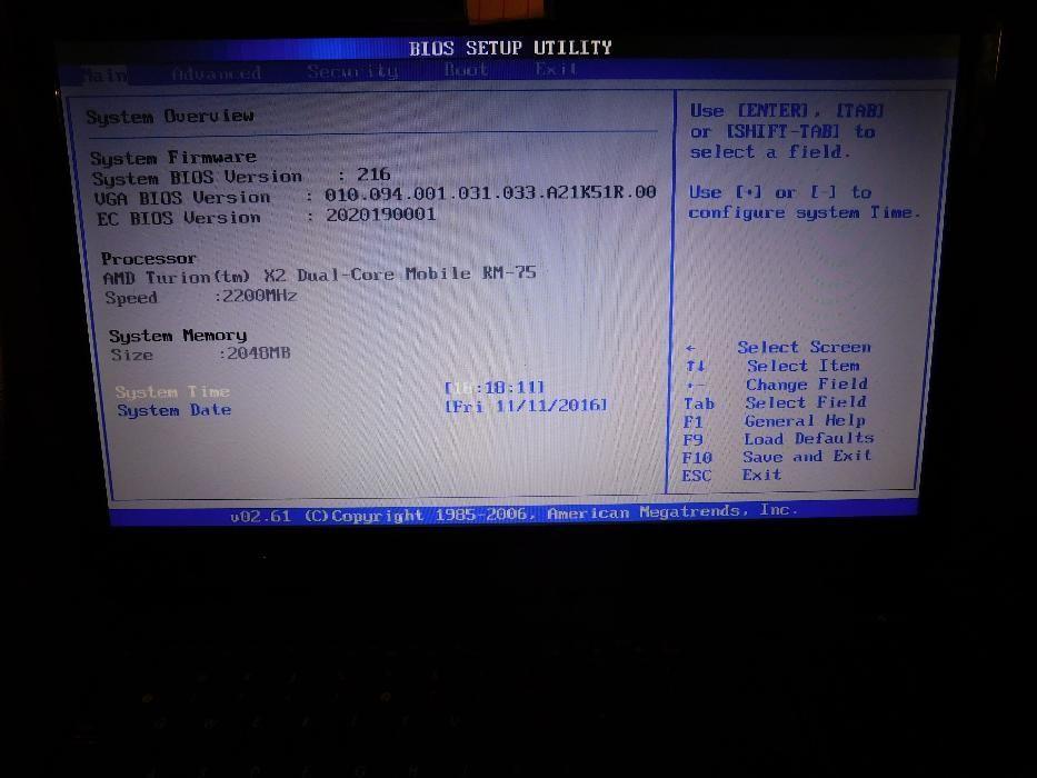 Asus K70AC 64Bit
