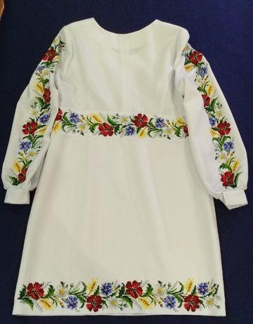 Вишите бісером плаття  2 850 грн. - Жіночий одяг Вінниця на Olx a78cd506fb0b2