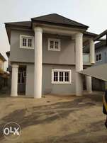 5 Bedroom Fully Detached Duplex at Omole Phase2
