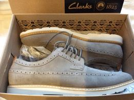 Clarks мужские туфли в стиле оксфорд. Oksfords ff24726251f0d
