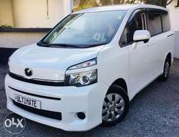 Toyota Voxy 2010 Just Arrived KCP REG Valvematic Asking 1,330,000/=