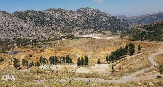 Land of 21,000 m2 in Chatine- Batroun