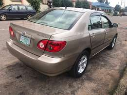 Toyota corolla 2007 model very clean buy and drive