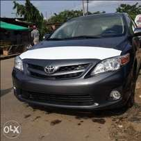 clean good Toyota corolla for sale