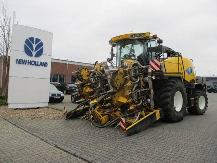 New Holland fr 9090 - 2012
