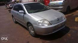 Clean Toyota NZE for sale.